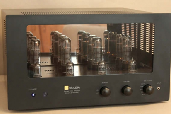 Jolida Audio Jd302b Integrated Stereo Tube Amplifier In